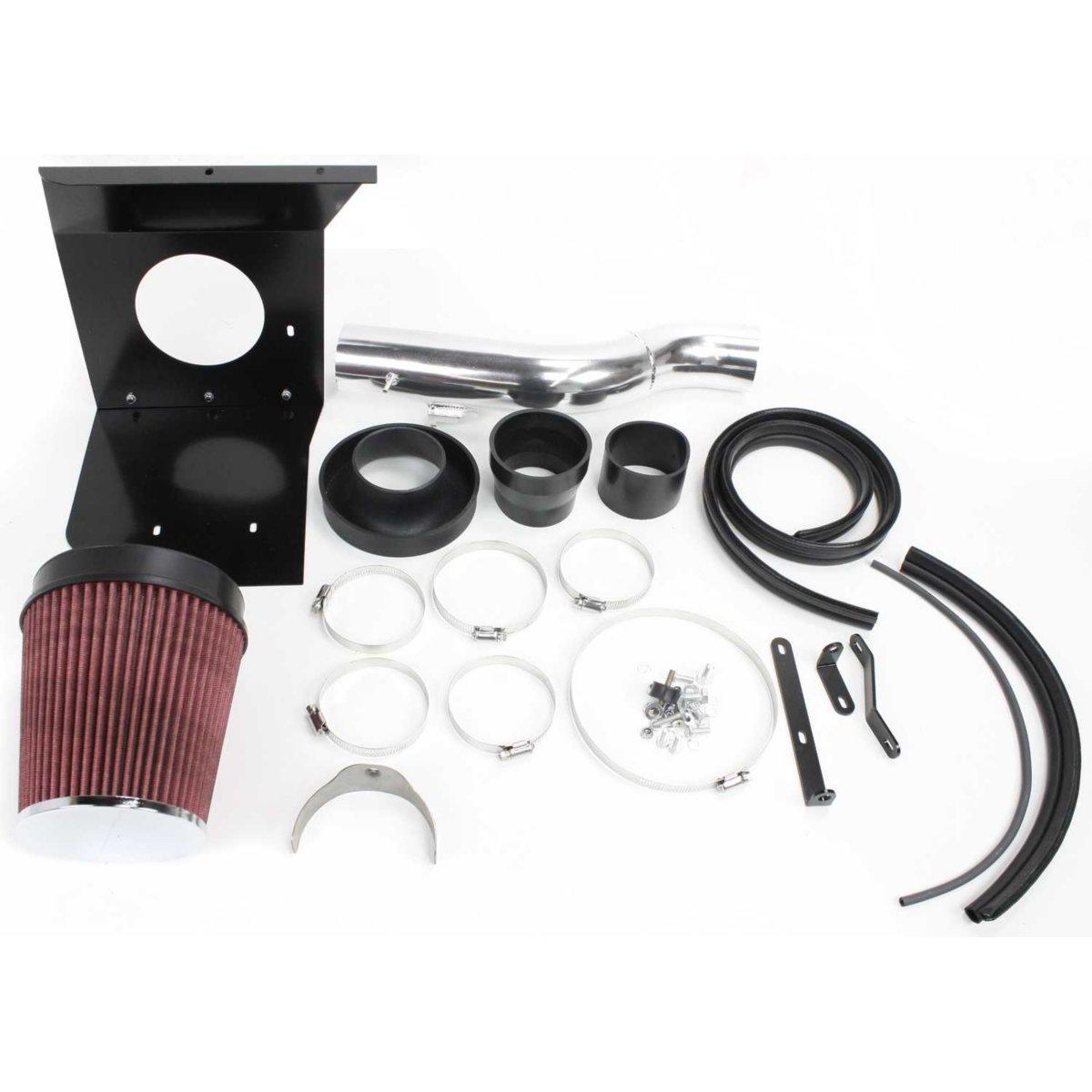 Cotton-Gauze-Aluminum-Polished-Cold-Air-Intake-Fits-05-14-Toyota-Tacoma