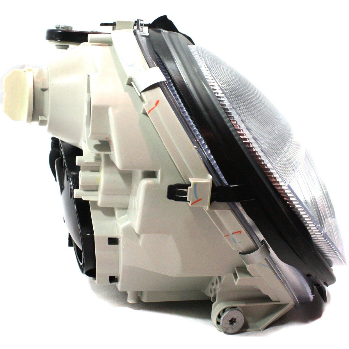 Mercedes benz c class headlight passenger rh right halogen for Mercedes benz wholesale