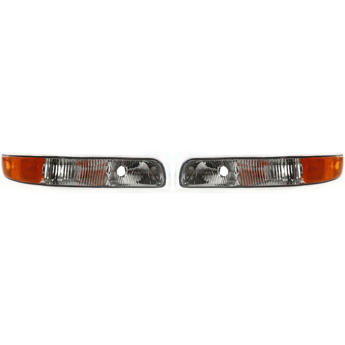Chevrolet Silverado 1500 Parking Light Corner Lights Autos Post