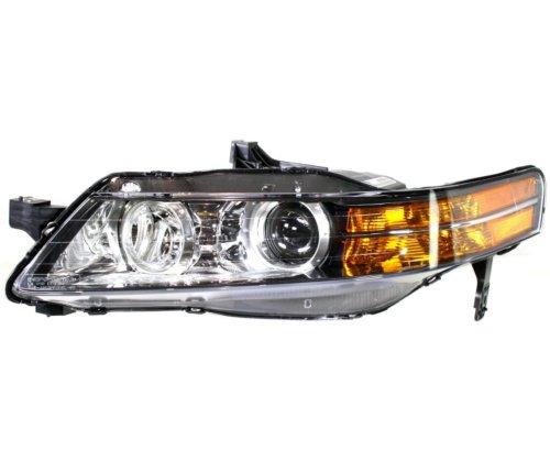 Headlight For 2007-2008 Acura TL Base Model Base Model
