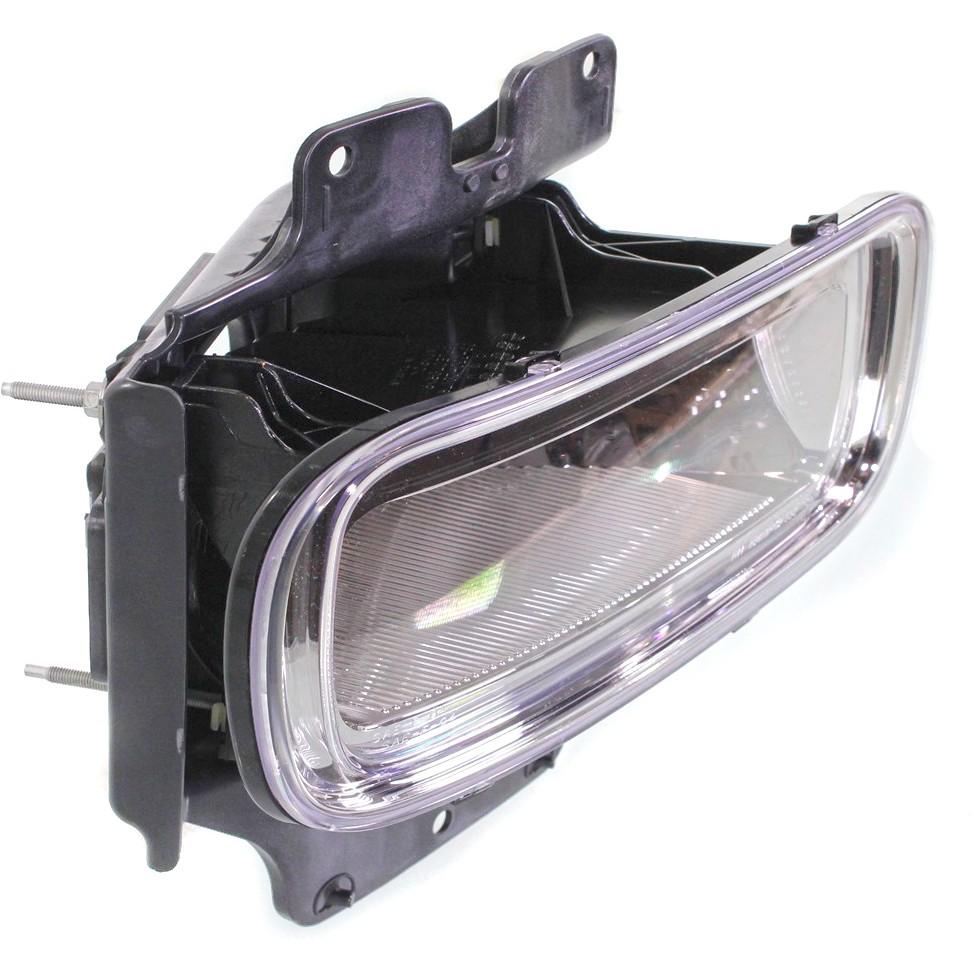 Clear Lens Fog Light For 2004-06 Ford F-150 LH To 8-8-05 w// Bracket//Bulb