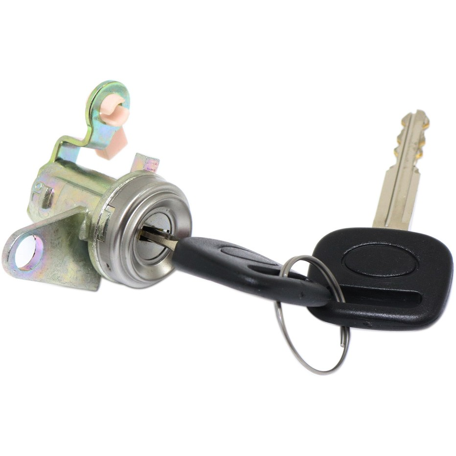 New-Door-Lock-Cylinders-Set-of-2-Driver-amp-Passenger-Side-LH-RH-7720152060-Pair thumbnail 5