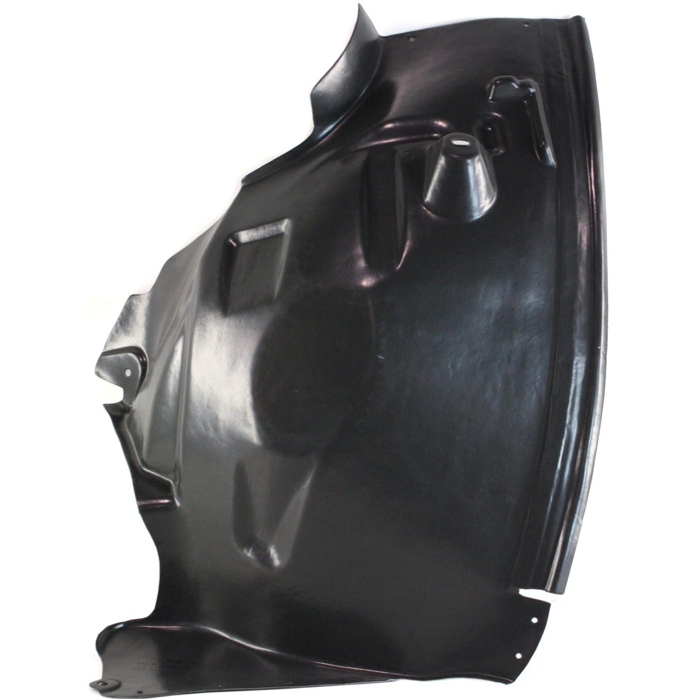 Splash Shield For 2006-2010 Mercedes Benz R350 Front Driver Side Front Section