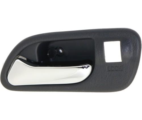 Door Handle For 2001-2006 Acura MDX Front Left Gray Bezel
