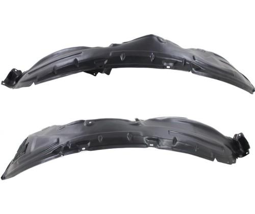 Fender Liner for 2009-2010 Nissan Murano Front Left /& Right Side Set of 2