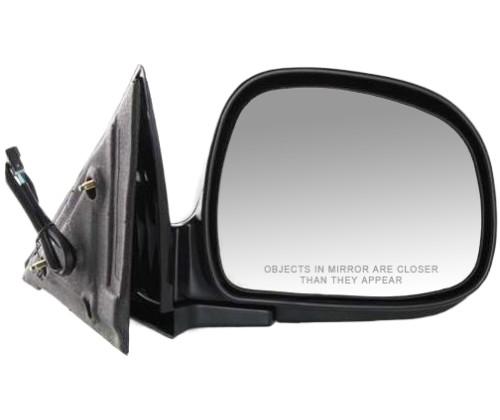 Power Side View Mirror Folding Passenger Right RH For