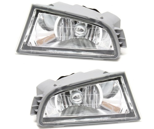 Set Of 2 Clear Lens Fog Light For 2001-03 Acura MDX LH