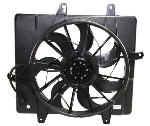 Radiator Cooling Fan  U0026 Motor New For 06